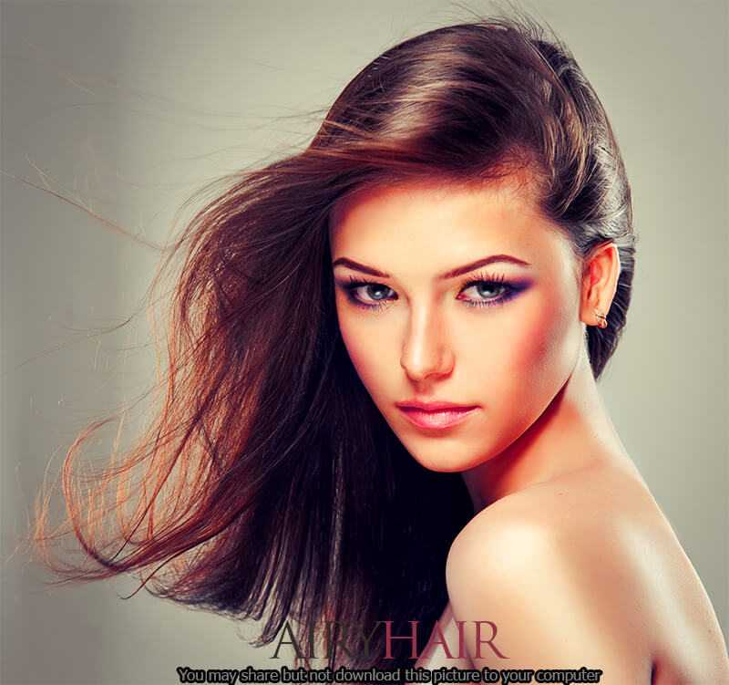 Dark Brown Cherry Hair Color | Latest Hair Styles and Fashion Trends