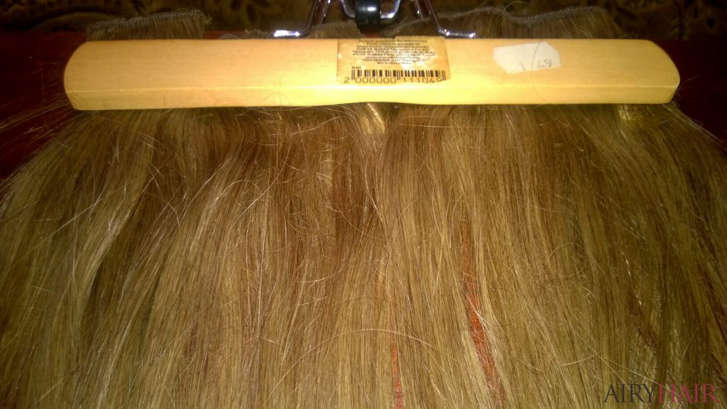 Hanged Clip In Hair Extensions