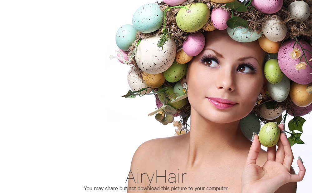 Stupid Easter Hairstyle