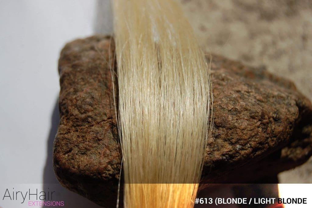#613 (Blonde / Light Blonde) Hair Color