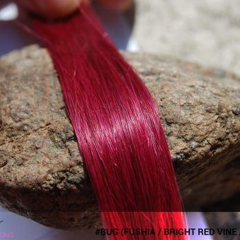 #Bug (Fushia / Bright Red Vine / Dark Lilac) Hair Color