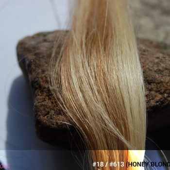 #18 / #613 (Honey Blonde + Blonde) Ombre Hair Colors