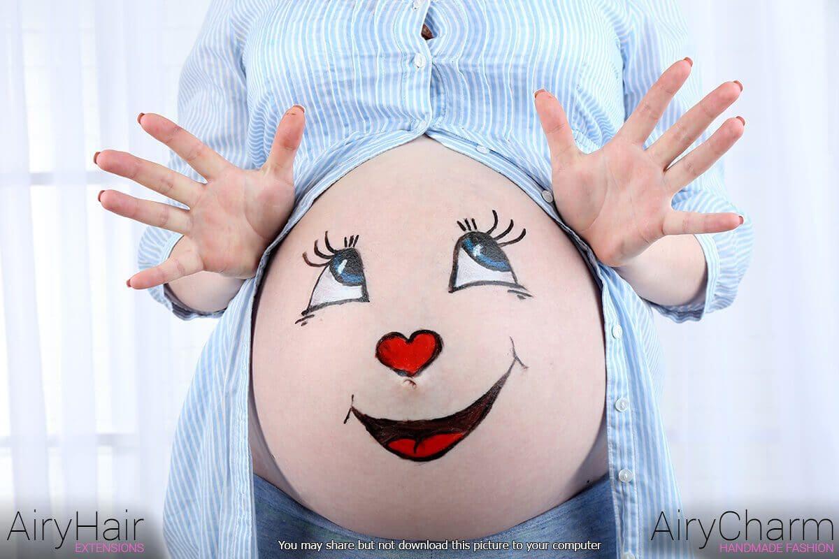 Беременность по неделям календарь животиков