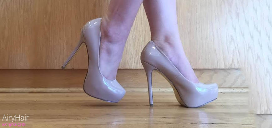 Top 5 Tips For Wearing Heels All Night