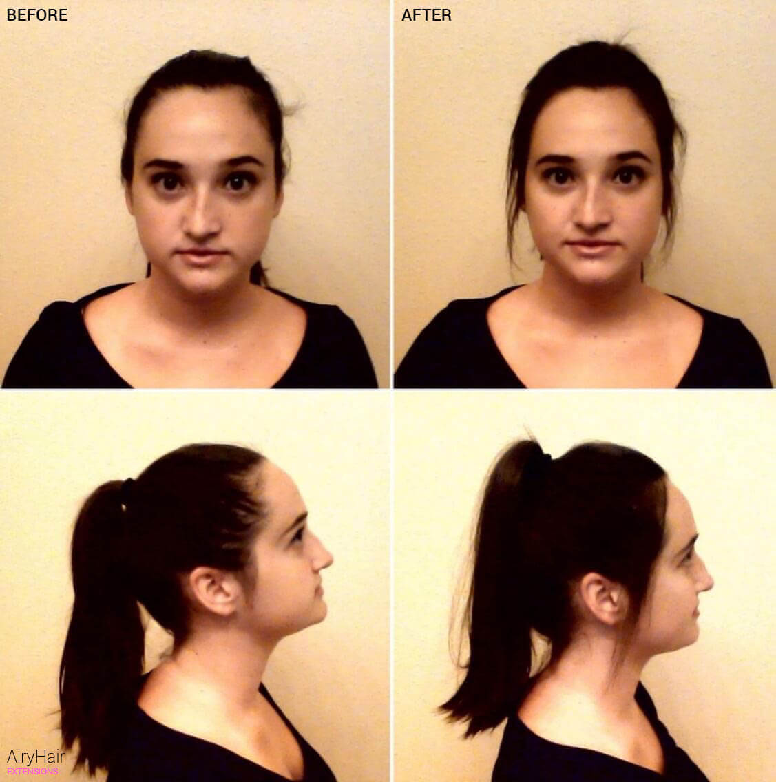 Step by Step: How To Increase Your Ponytail's Volume