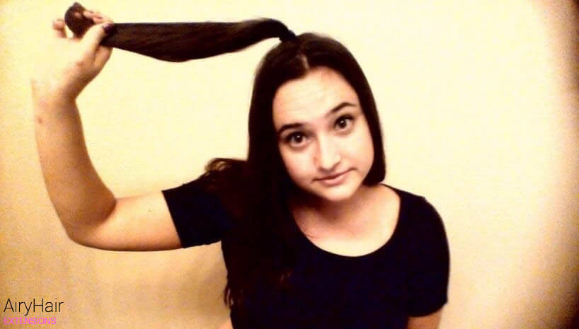 How to Get a More Volumized Ponytail