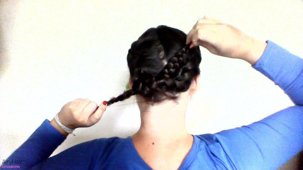 Take your braids