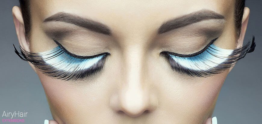 Long Lashes Trend