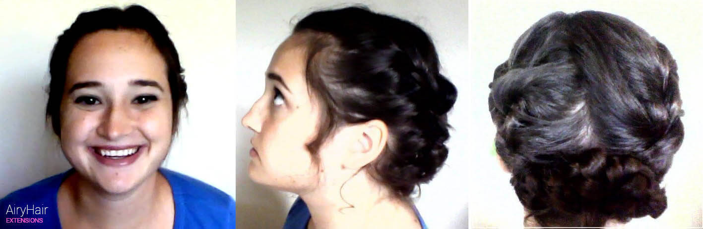 Step by Step: How To Increase Your Ponytail Volume