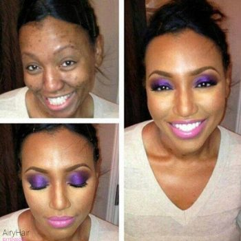 Top 10 Mind Blowing Make Up Before After Transformations