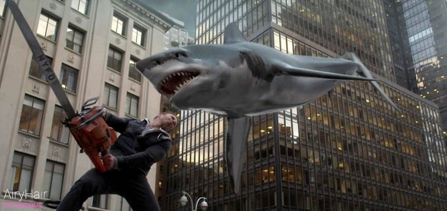 Fin Sheppard & A Shark Halloween Costume Idea