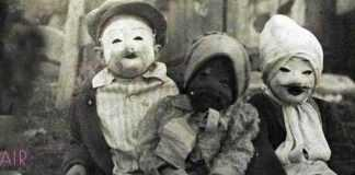 Top 20+: Old & Absolutely Creepy Halloween Costumes (2021)