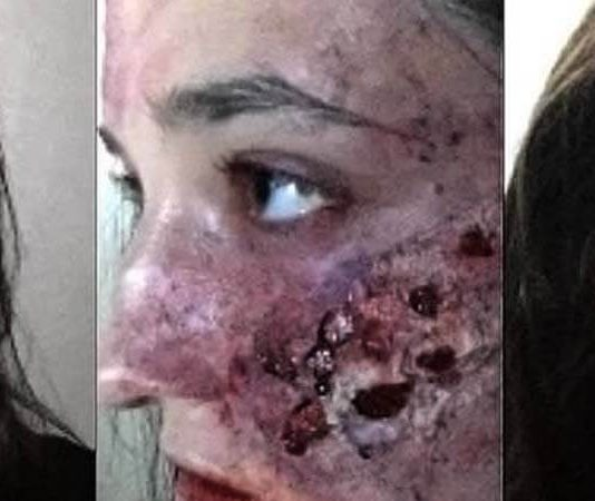 How to Do a Zombie Toilet Paper Makeup Cheap (2021)