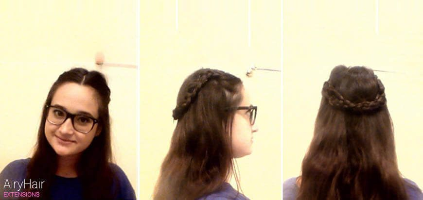 Step by Step: How to Do a Double Braid