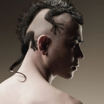 Lizard Haircut for Men