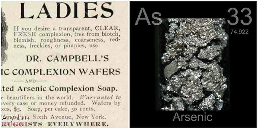 Arsenic Hair Removal