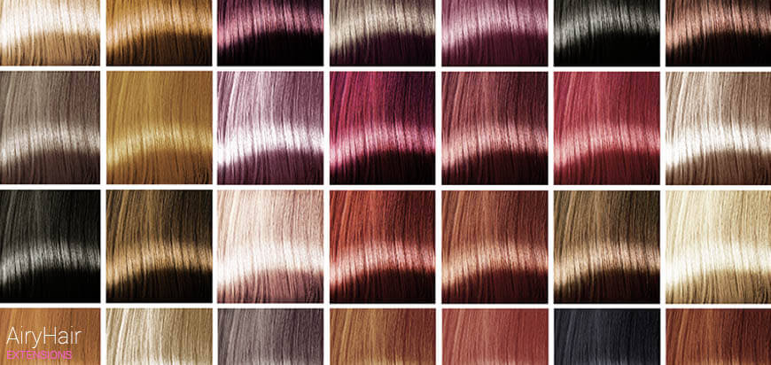 Can You Dye Color Or Iron Curl Synthetic Hair Extensions