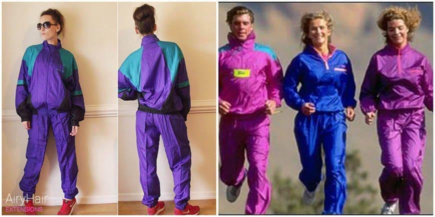 Windbreaker Suits