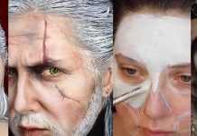 Top 25+: Crazy Makeup Looks: Before & After Pictures (2021)