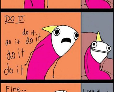 The Whole Life Summed Up In One Comic
