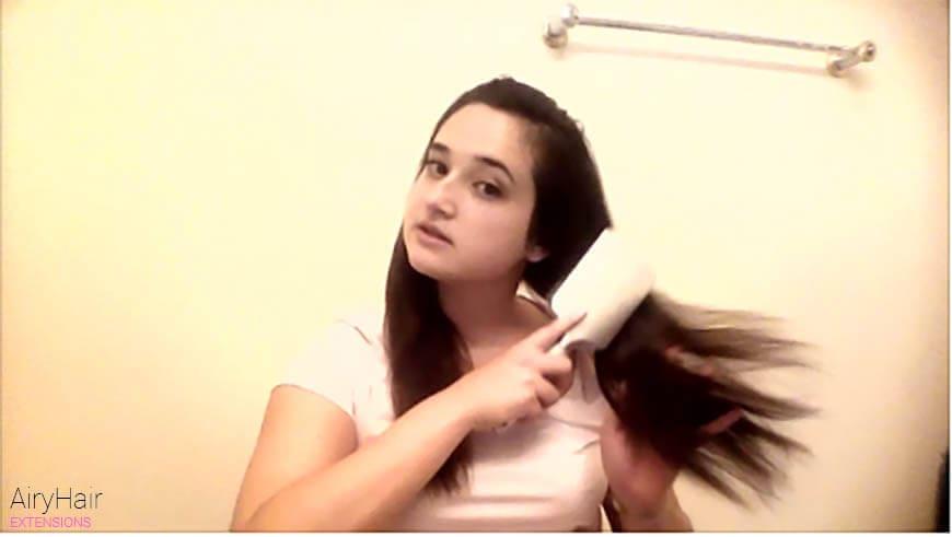 How to Do a Half-Up Hair Bow