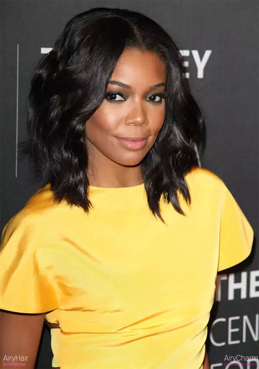 Gabrielle Union Hair Extensions