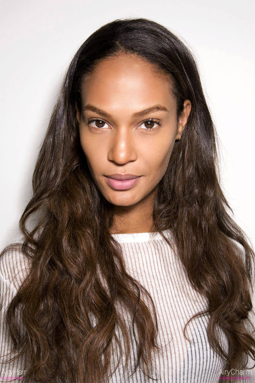 Joan Smalls Hair Extensions