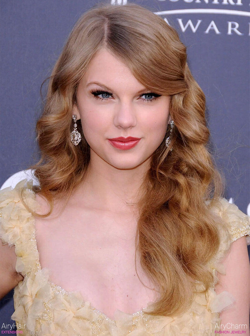 Taylor Swift Hair Extensions