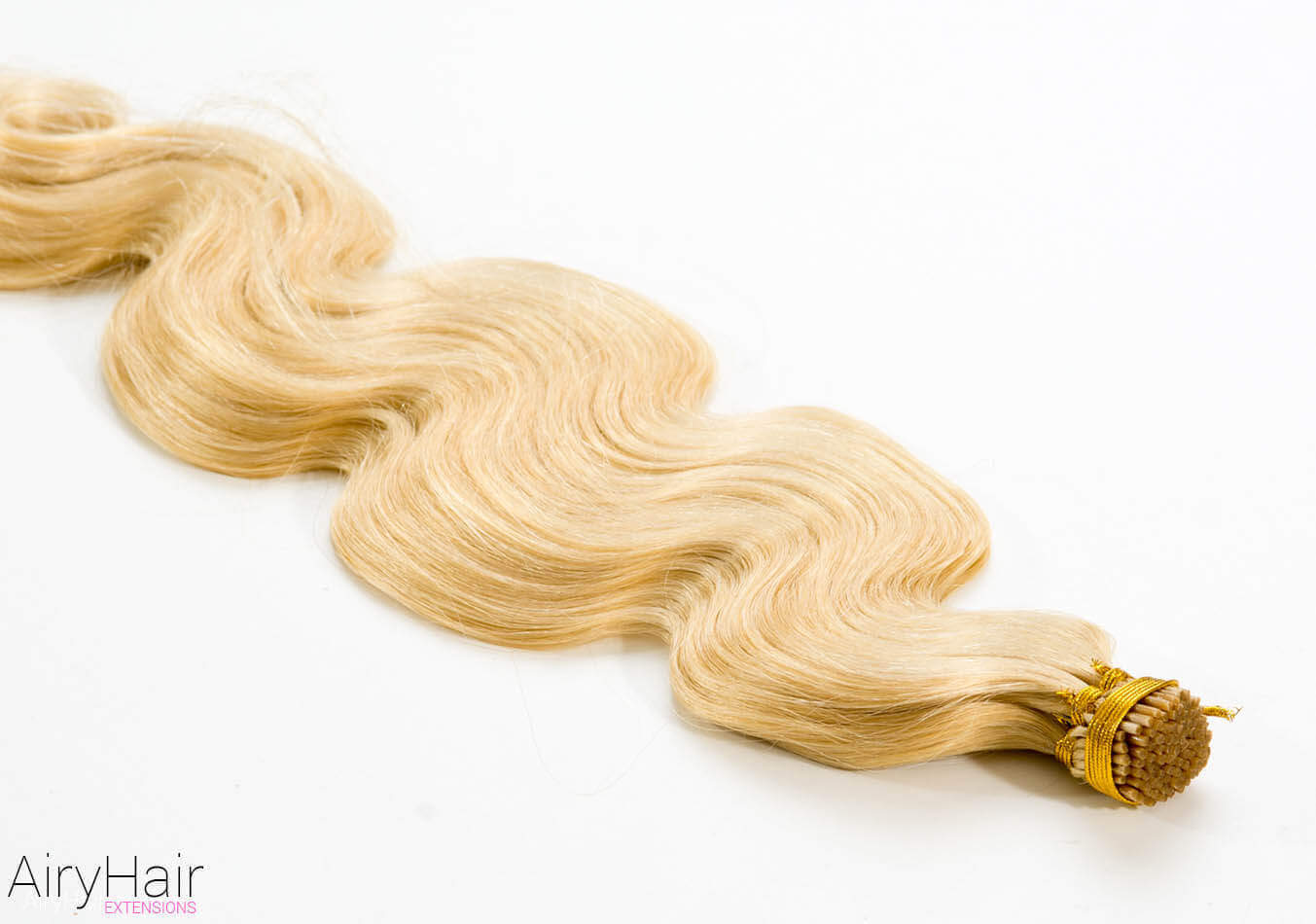 How Do You Apply Stick Tip Hair Extensions 120
