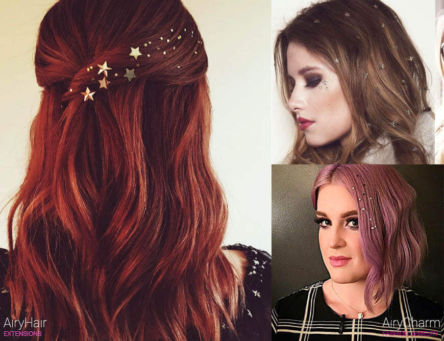 10 Inspiring Hair Extension Coloring Trends For Any Season