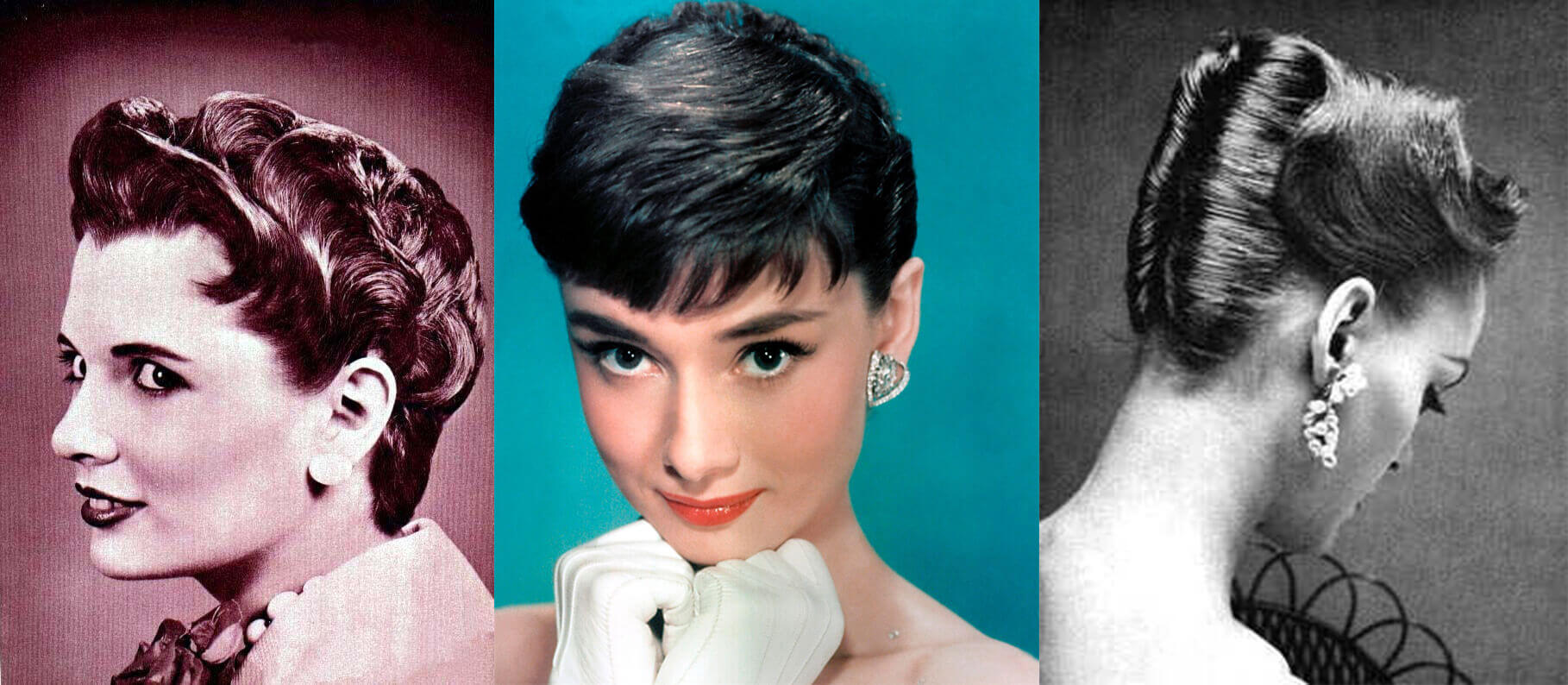 1950 Hair Styles: 10 Decades Of Hairstyles During The 20th Century