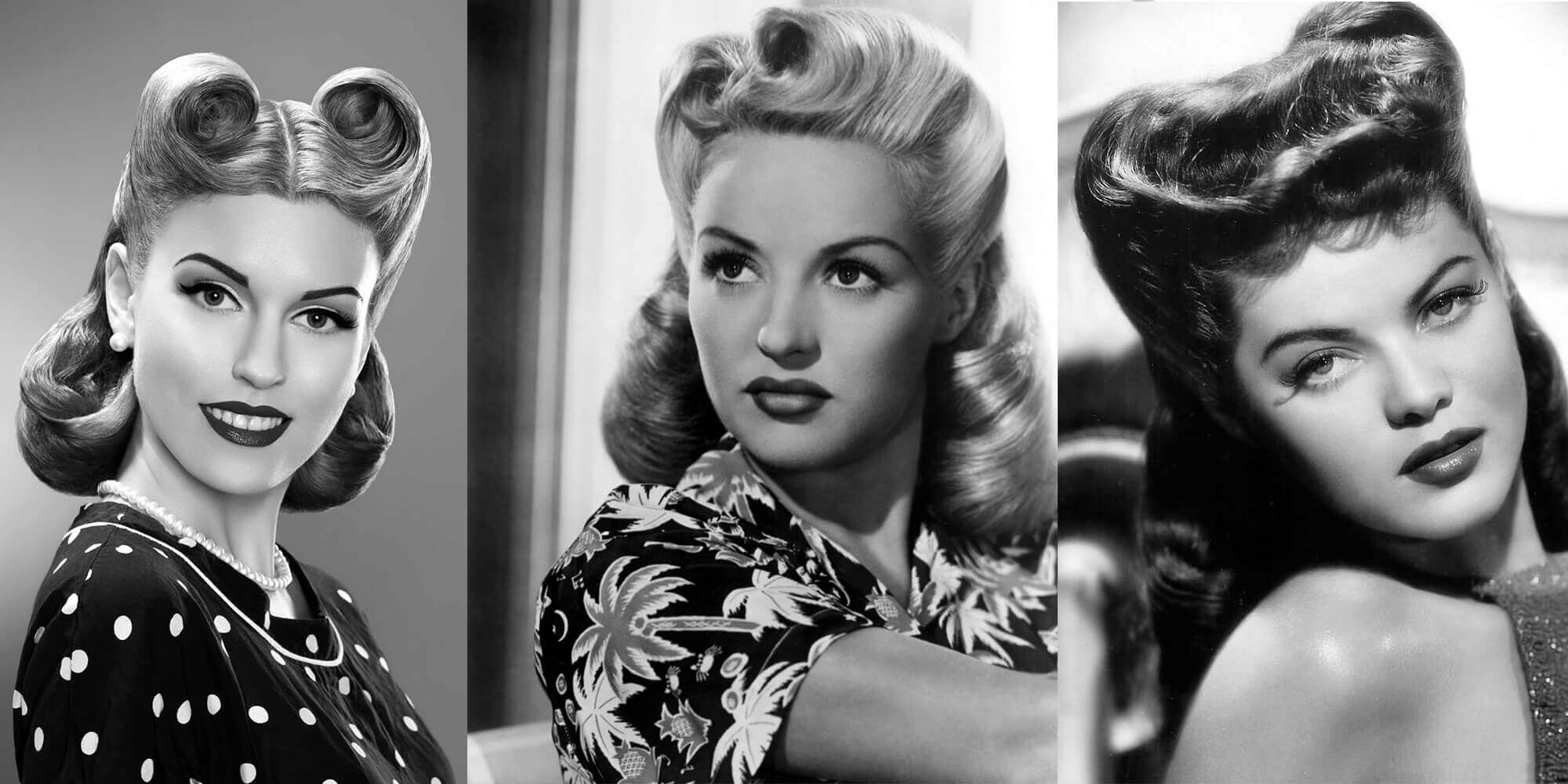 1940s hairstyle trends