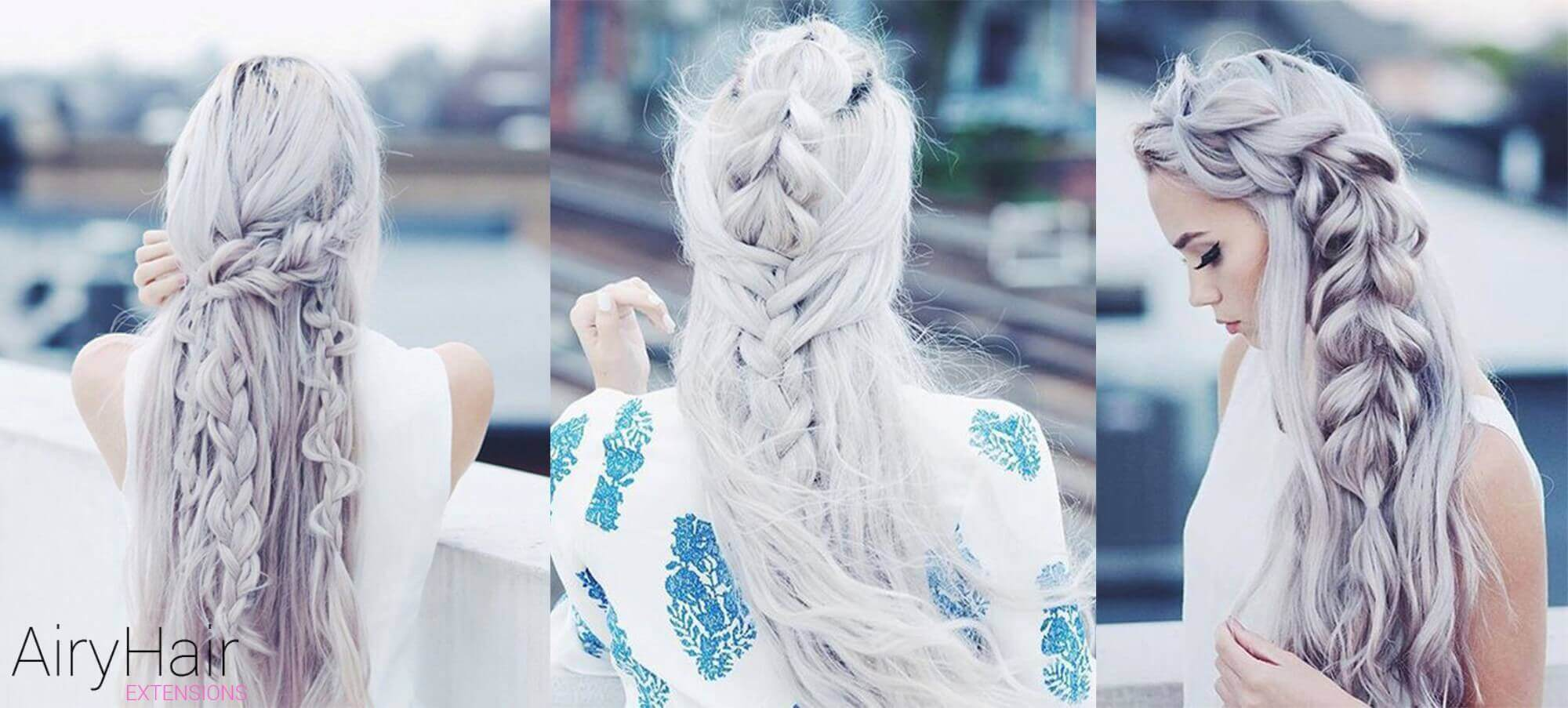 15 Great White Hairstyle Ideas
