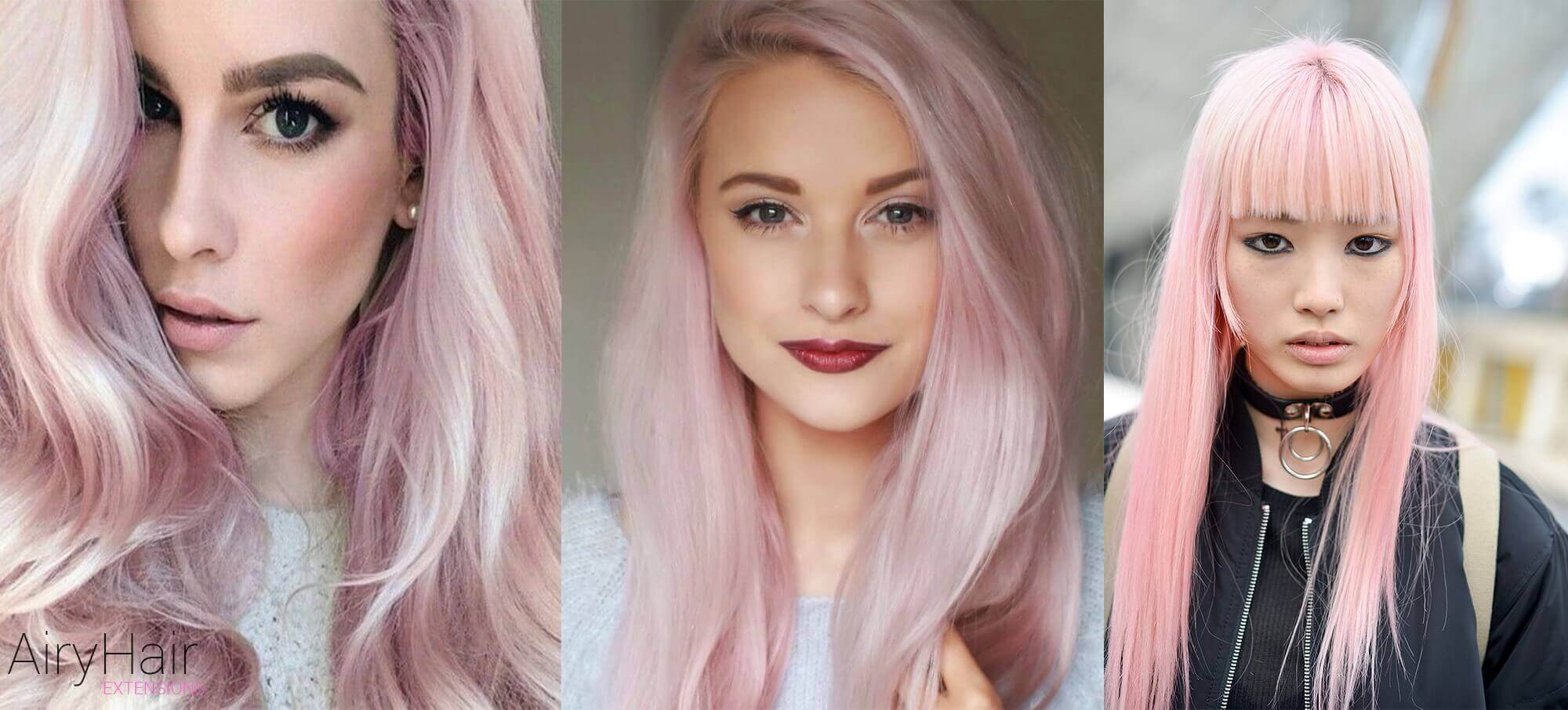 10 Amazing Ideas And Inspirations For Pink Hair Extension Users