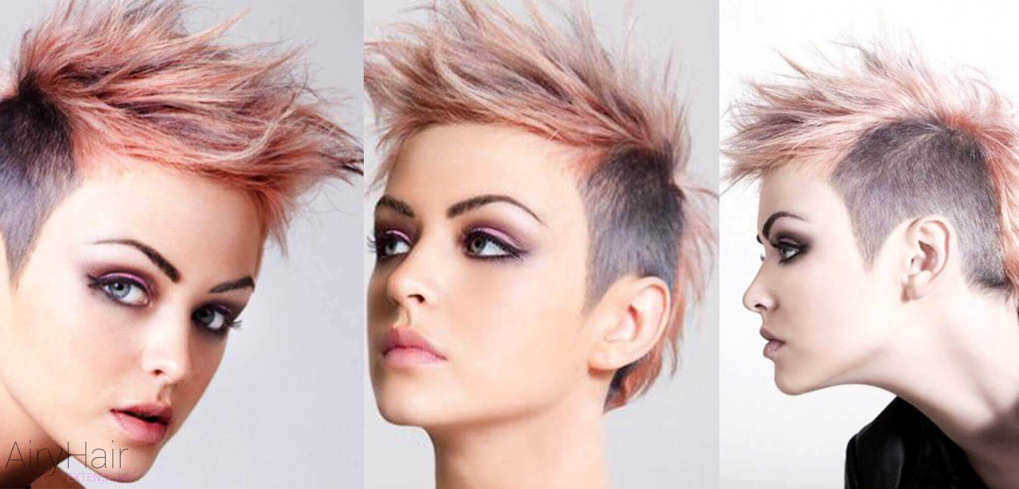 6 Cool Punk Inspired Hairstyles