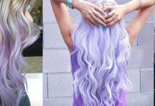 Top 20+: Colorful & Pastel Hair Extensions Hairstyles (2021)