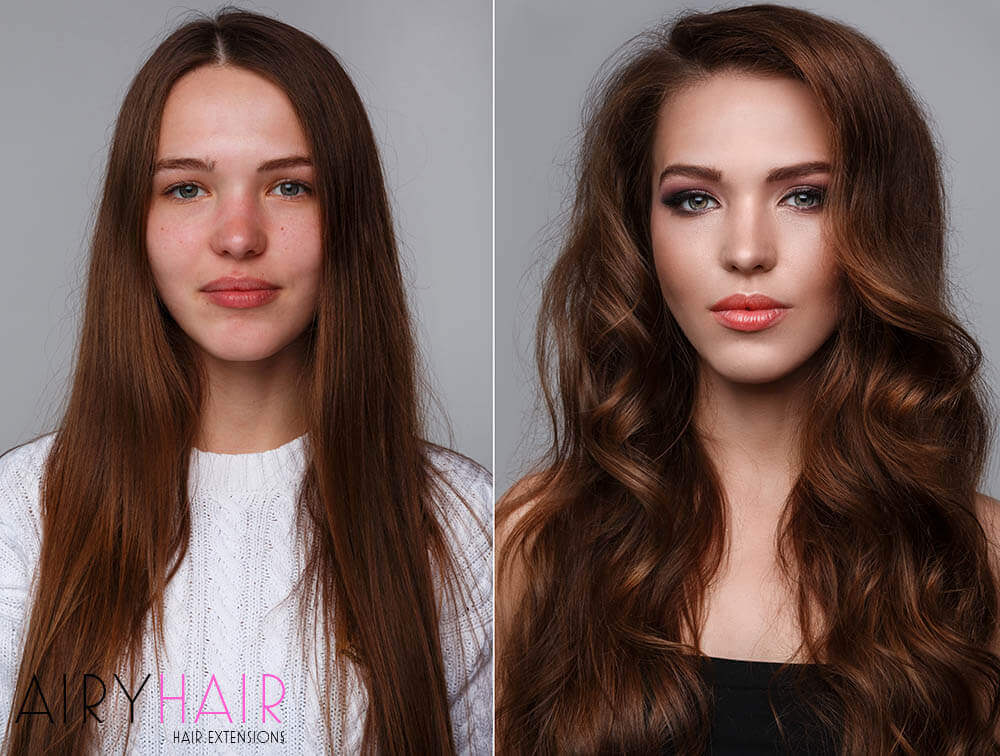 How to repair damaged tangled and dried out hair extensions hair extensions transformations pmusecretfo Image collections