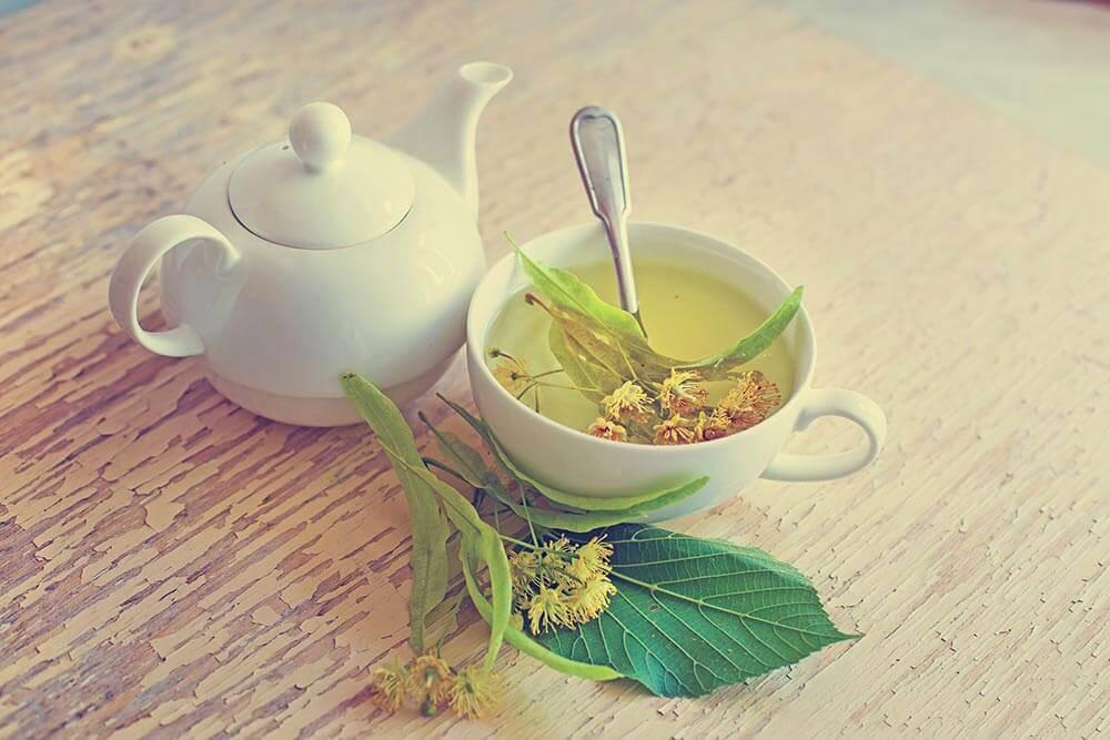 Tea minerals