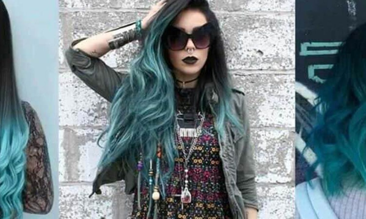 Top 15 Pink Teal Blue Ombre Hair Extensions And Color Ideas 2020