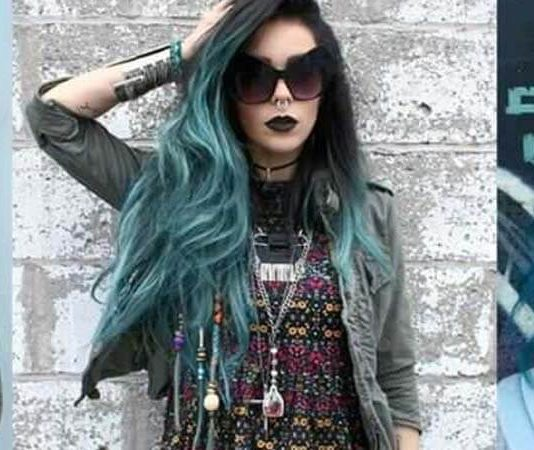 Top 15+: Pink, Teal & Blue Ombré Hair Extensions' and Color Ideas (2021)