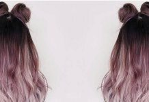 How to (Temporarily) Dye Your Hair Extensions (Ombré) at Home (2021)