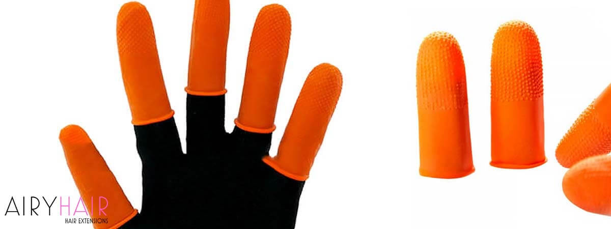 Finger Cots or Glue Protectors
