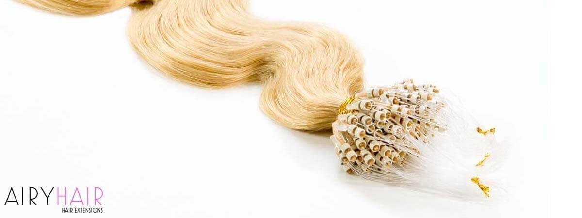 Micro Loop Hair Extension Type