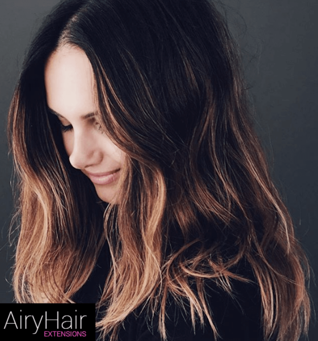 15+ Best Black and Brown Ombré Hair Color Ideas (2020)