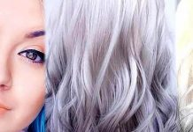 10+ Best White Ombré Hairstyle Ideas for Hair Extensions (2021)