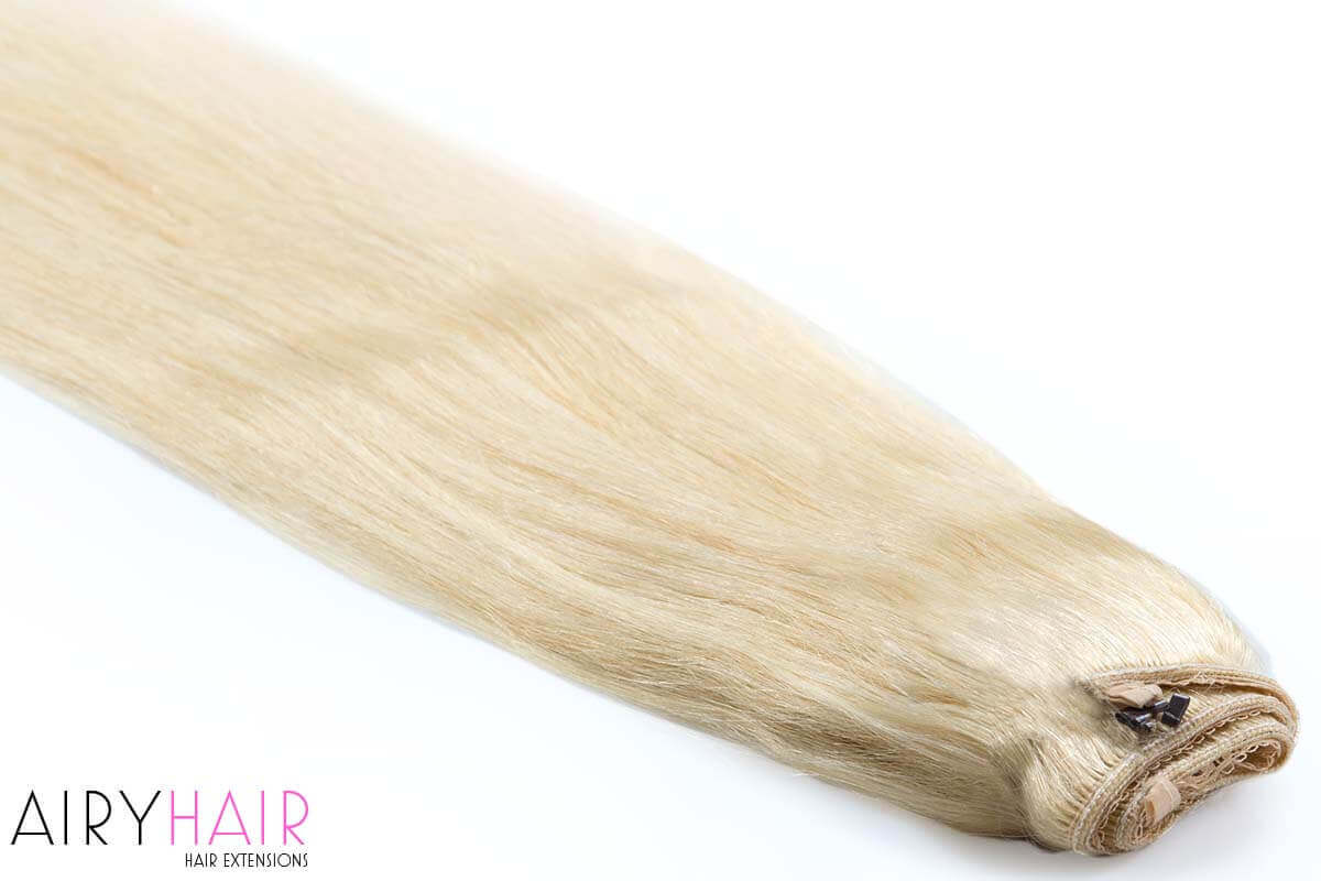 Easy Way to Apply Flip in Hair Extensions