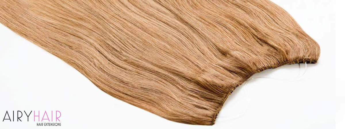 Flip-in Style Hair Extensions Type in Pictures