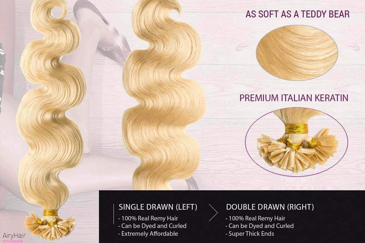 Before You Buy Fusion Hair Extensions: All You Need to Know