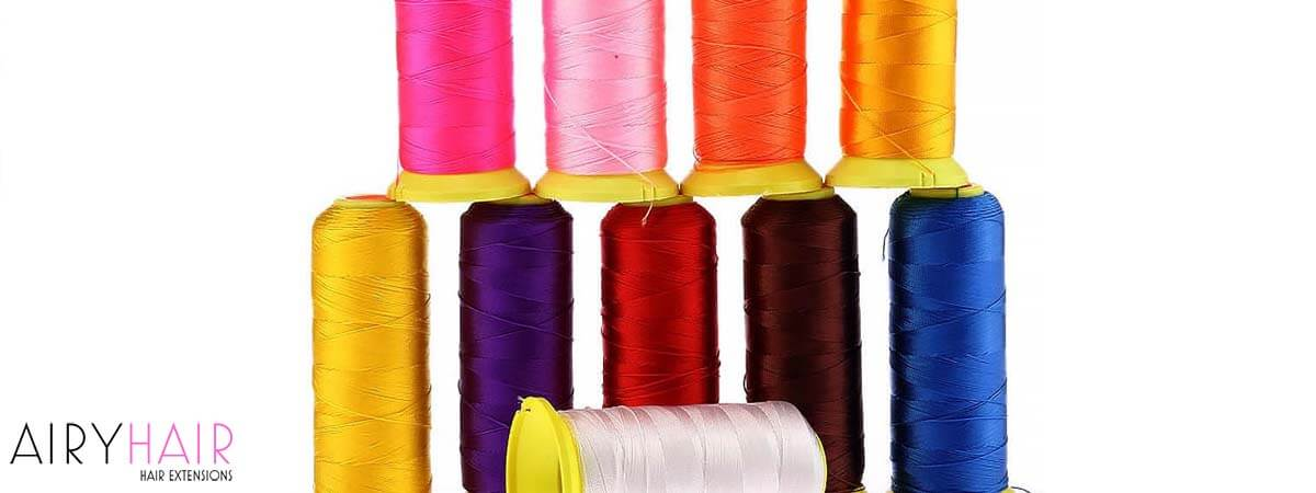 Nylon and Cotton Sewing Threads