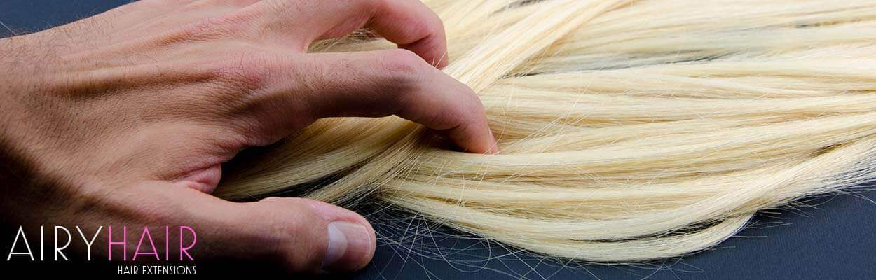How to Detach Tape-in Extensions from Your Hair?